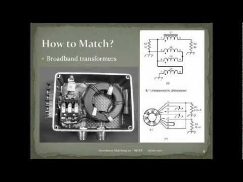 Impedance Matching 101