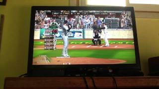 Best ball game MLB 2k8 ever Xbox 360
