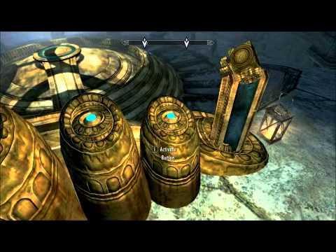 Transcribe the Lexicon (get the Elder Scroll) Walkthrough
