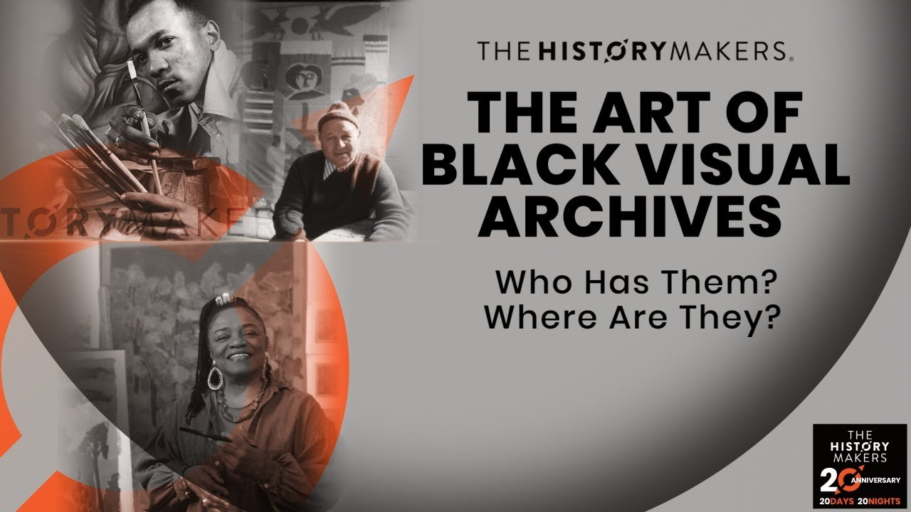 The Art Of Black Visual Archives