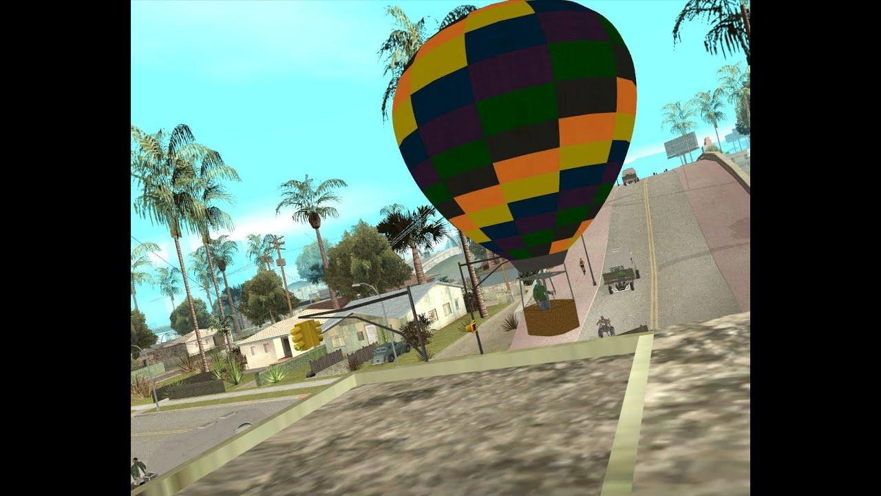 montgolfiere gta 5
