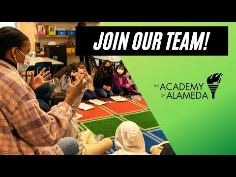 The Academy of Alameda Recruitment Video