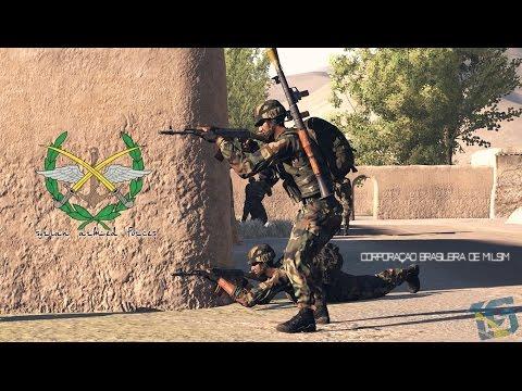 Arma 3 - Syrian Armed Forces - Virtual MILSIM Brasil #SMV08