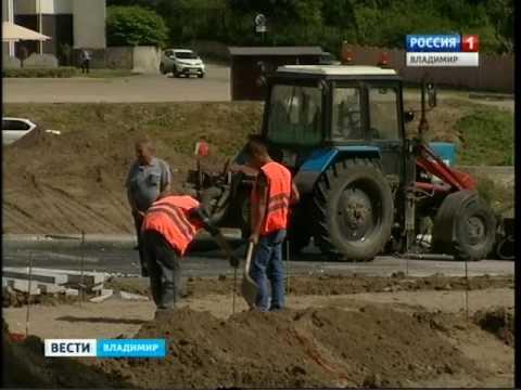 """Завтра во Владимире начнут ремонтировать мост в """"яму"""""""