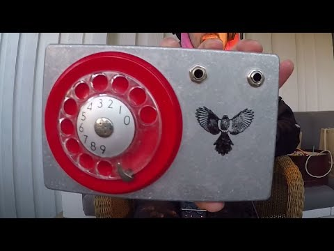 The Stutter Phone | Magpie Pedals
