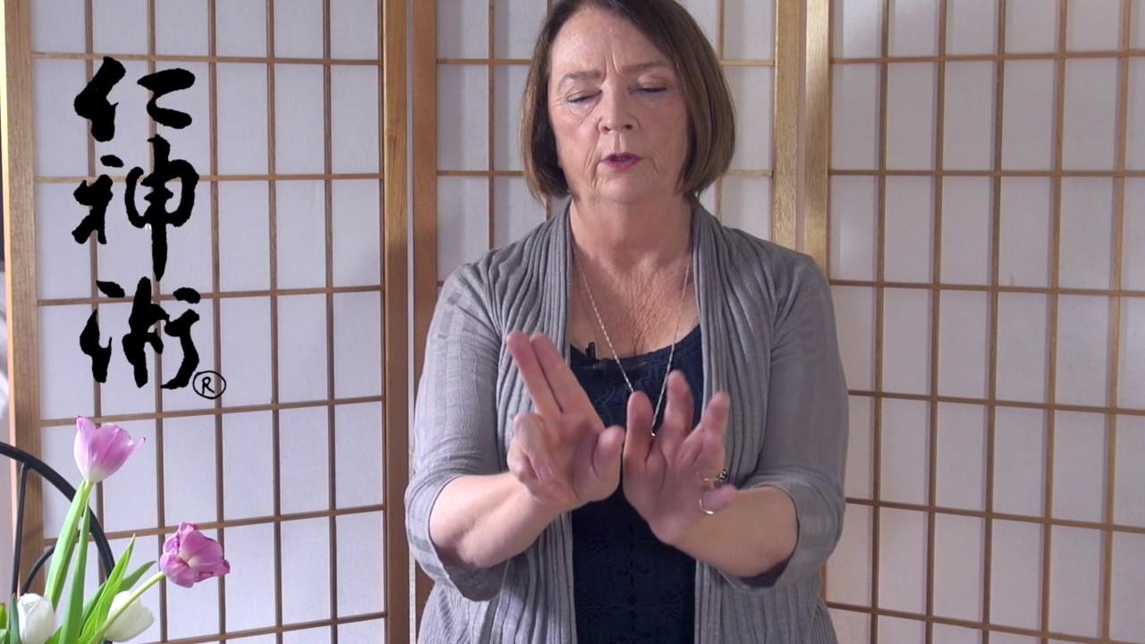 Jin Shin Jyutsu  Anxiety Help At Your Fingertips