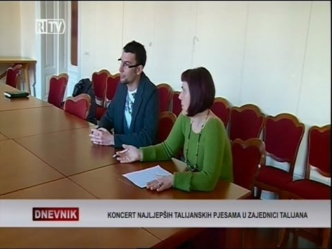 DAVID DANIJEL - Dnevnik Kanal R & RiTV (02.03.2016.)