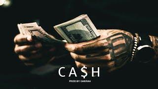 """"""" C A $ H """"  Trap Beat  Instrumental   HARD Rap Trap Type Beat ( Prod. By Gherah)"""