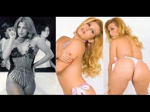 Rita Cadillac DEPOIS DE SER  ATRIZ PORNO, contou que ficou ofendida com brincadeira DE FABIO PORCHAT