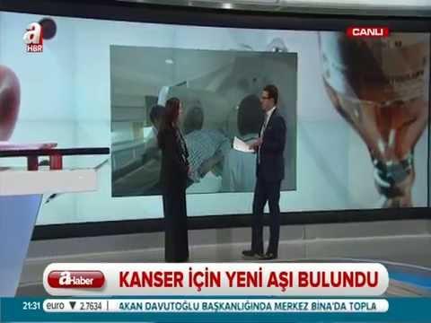 Prof. Dr. Özlem Er, Kanser Tedavisinde Yeni İlaç - 2014