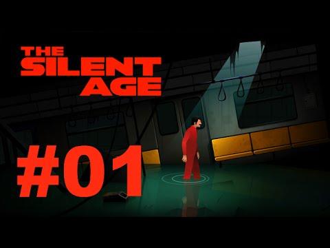 THE SILENT AGE - Befördert zum Blutaufwischer #01 [German Gameplay Let's Play]