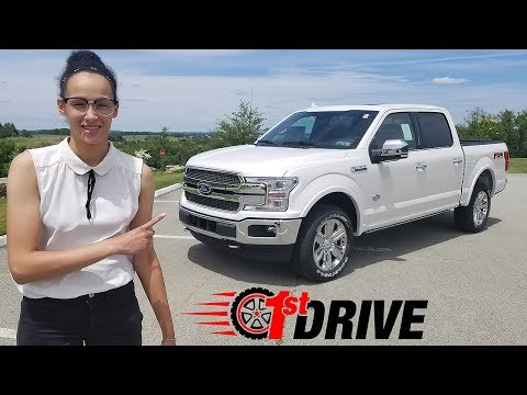 2019 Ford F150 King Ranch 4x4 SuperCrew Review & Test Drive