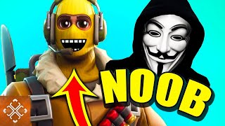 FORTNITE FUNNIEST FAILS ET EPIC WINS - NOOBS vs PROS vs HACKERS (Fortnite Battle Royale)