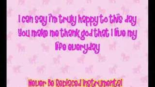 1st Lady - Never Be Replaced (Instrumental / Karaoke)