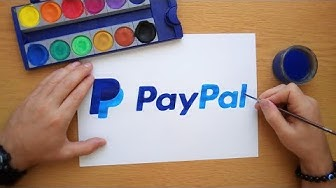 How to draw the PayPal logo