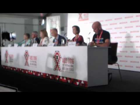 IAS Global Scientific Strategy Towards an HIV Cure 2016 Press Conference