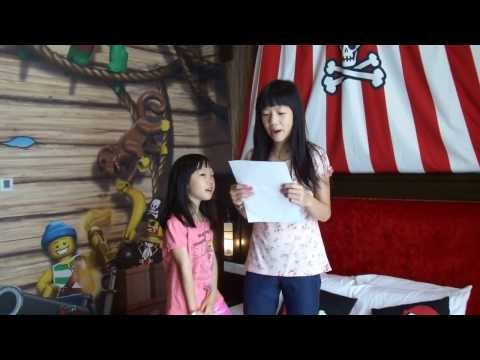 Treasure Hunt @ LEGOLAND Hotel Malaysia (Premium Pirate Themed)