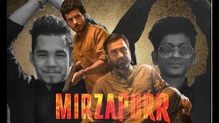 MIRZAPUR | P*RN IN MIRZAPUR | 18+ USE HEADPHONES | MIRZAPUR SPOOF | HARRY CHAND