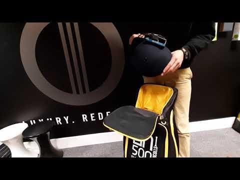 Gray-Nicolls GN500 Cricket Duffle Bag Review