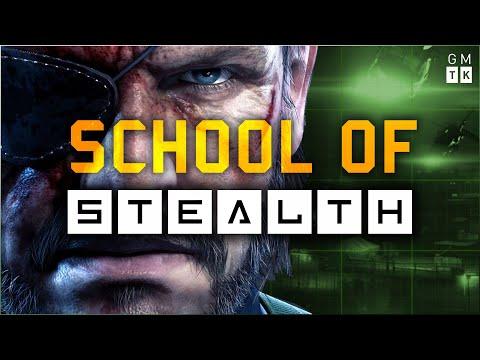 The Five Types Of Stealth Game Gadget | School Of Stealth Part 2