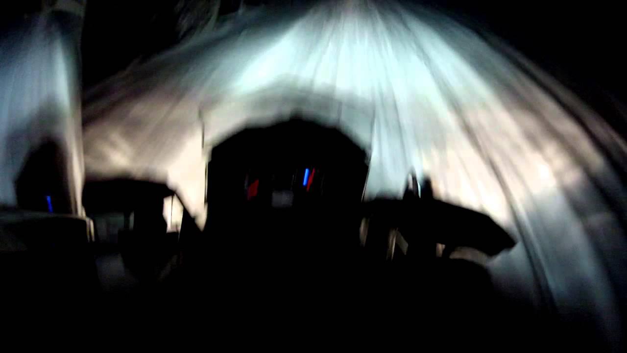 Ski Doo Auxiliary Led Light In Action Youtube