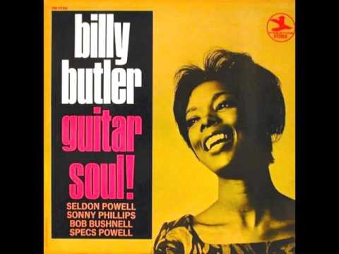 Billy Butler - Blow For The Crossing (1969)