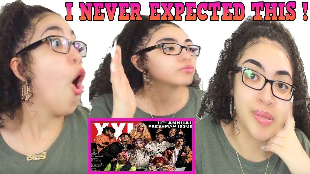 XXL 2018 Freshman Class Revealed Official Announcement REACTION | XXL FRESHMAN LIST 2018 REACTION