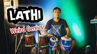 LATHI koplo || cover kendang audio GLERR