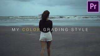 How Do I Color Grade my videos in Adobe Premiere Pro