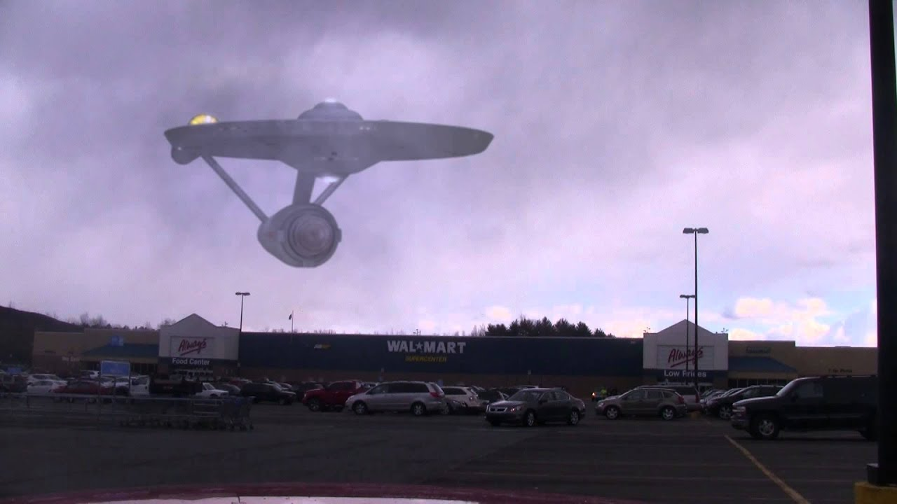 Iss Wallpaper Hd The Uss Enterprise Was Over My Wal Mart Youtube