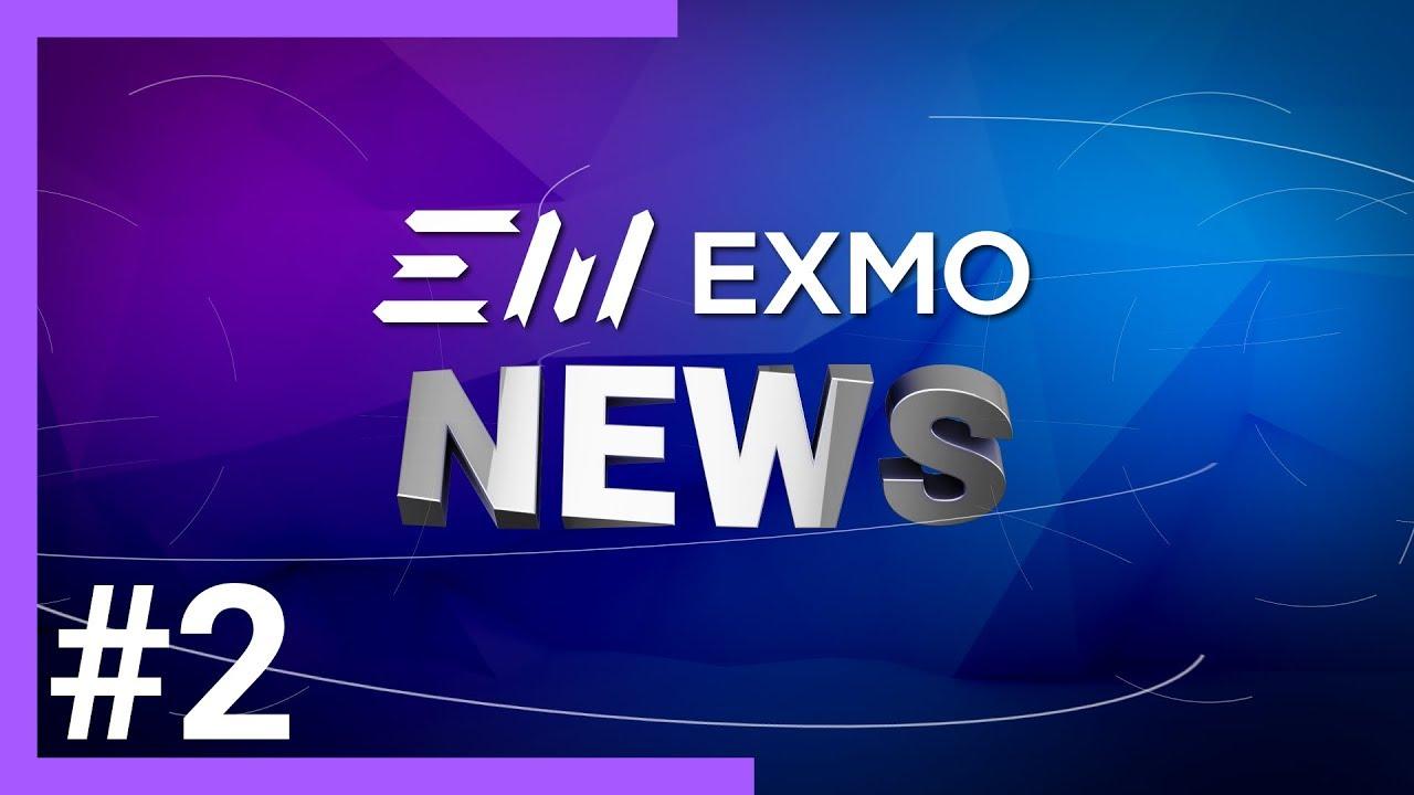 EXMO Expertise: TOP-10 новостей мира криптовалют #2
