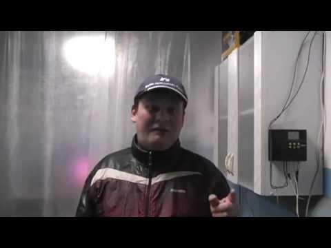 видео: Солнечные батареи в гараже