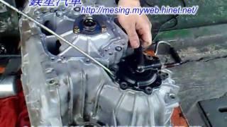 自動變速箱大修 MITSUBISHI LANCER 16L 6S 2004 4G18 F1C1A 1 J42 手自排