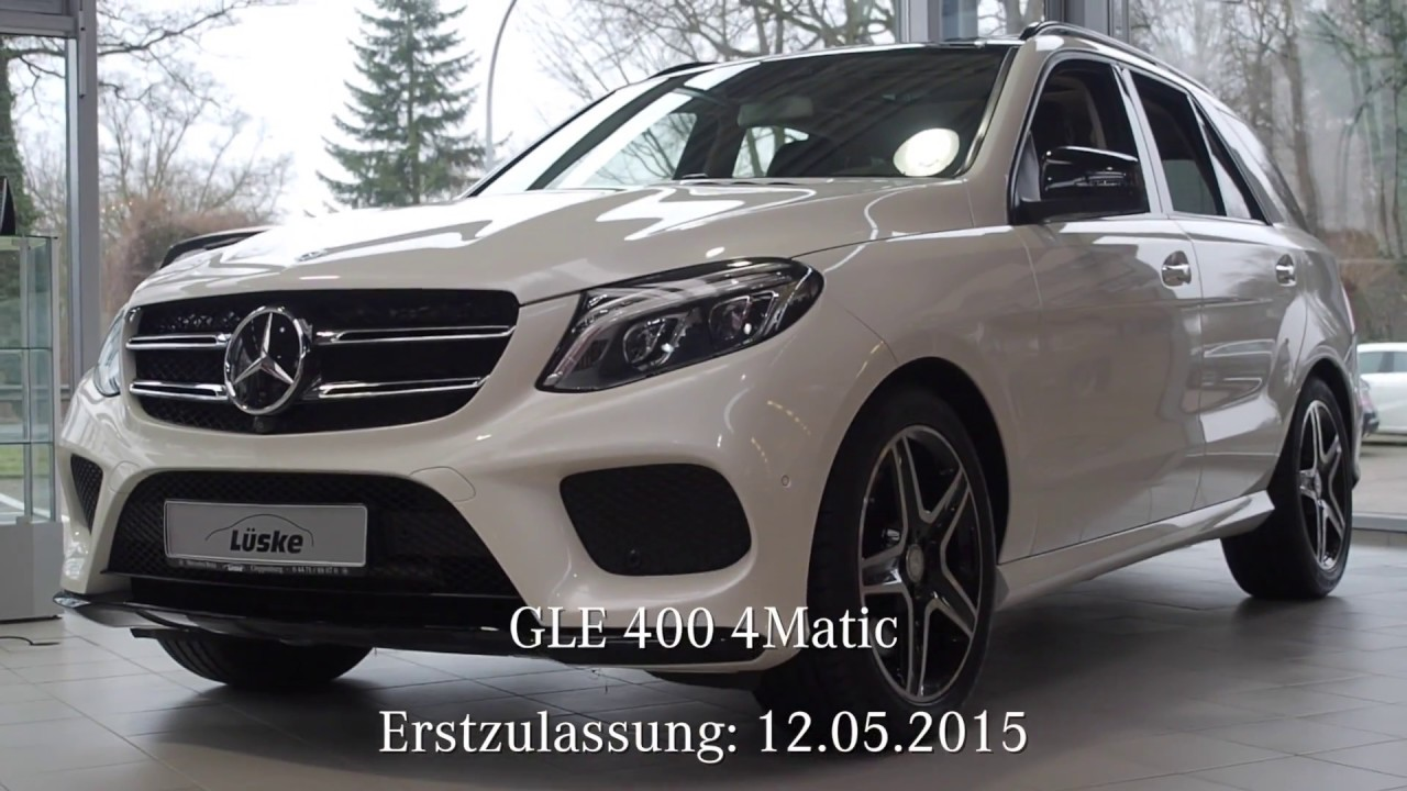 gle 400 4matic amg line jahreswagen i paul l ske gmbh. Black Bedroom Furniture Sets. Home Design Ideas