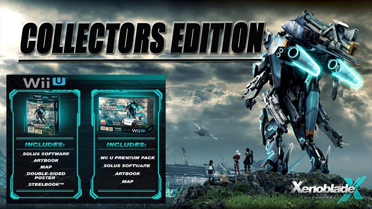 Xenoblade chronicles x collectors edition coming to na youtube xenoblade chronicles x collectors edition coming to na gumiabroncs Image collections