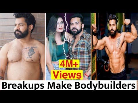 BREAKUP MAKES BODYBUILDERS||Breakup Motivation Video By Rajveer Shishodia