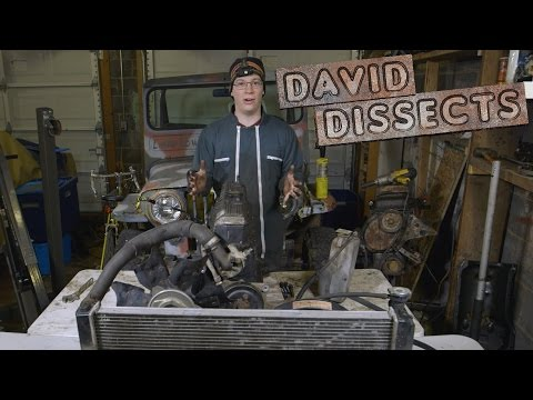 How A Car's Cooling System Works | David Dissects