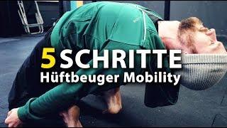 Bewegliche Hüftbeuger in 5 Schritten (+ Lange Ketten Stretch)