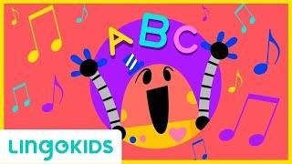 ABC SONGS FOR KIDS 🔤 🎵  Learn the Alphabet Singing  Lingokids