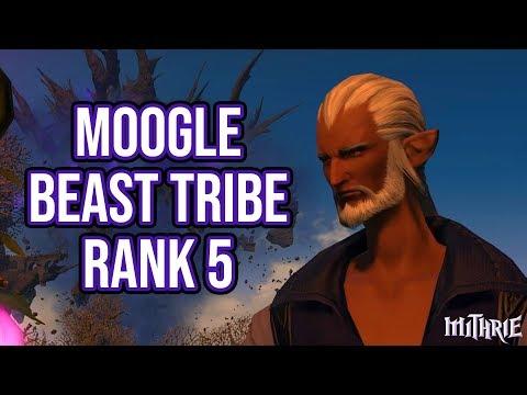 FFXIV 3.3 0933 Moogle Rank 5 Beast Tribe Quests