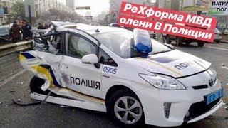 РеХформа МВД олени в Полиции