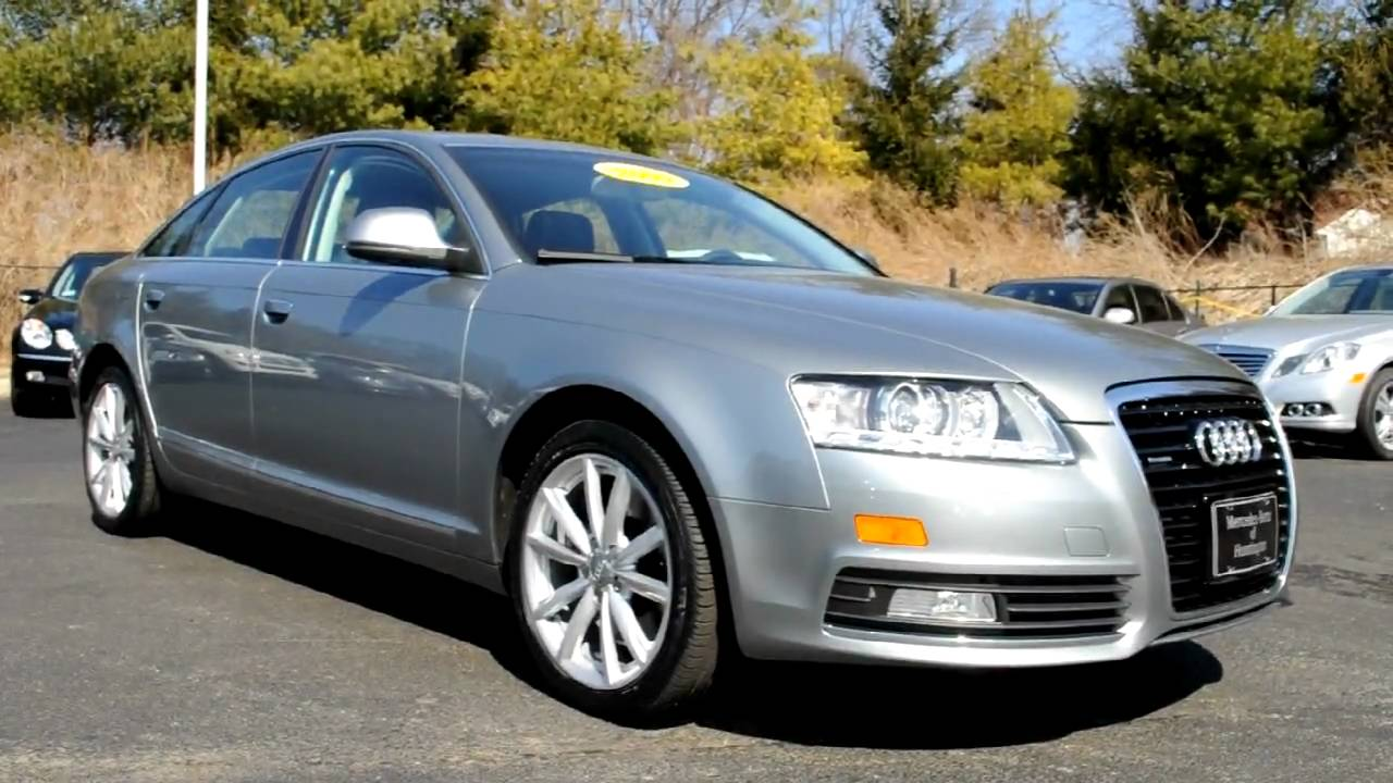 Audi Of Huntington >> 09 Audi A6 3.0 T Quattro Prestige www.MBHuntington.com Mercedes-Benz of Huntington - YouTube
