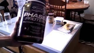 31.5 Gram Protein Shake For $1.59