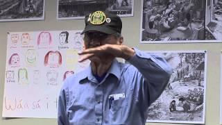 Wooshjix̱oo Éesh — George Ramos Class Visit (Tlingit Language)