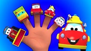 Транспорт Палец Семья | детский стишок | Babies Muisc | Kids Rhymes | Transport Finger Family