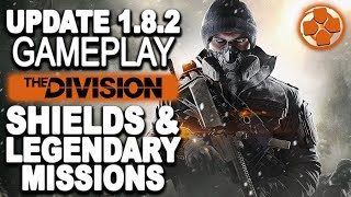 The Division 🔴 Update 1.8.2 Gameplay | Completing Shield Challenges | PC Gameplay 1080p 60fps