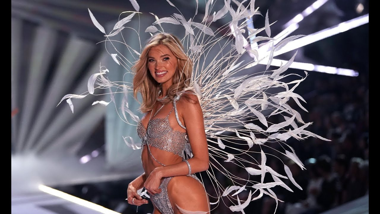 Unofficial Videos From The 2018 Victoria S Secret Fashion Show Live