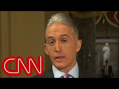 Trey Gowdy: House investigating Rob Porter scandal