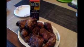 Old Bay Fried Chicken