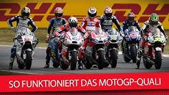MotoGP-Qualifying: So entsteht die Startaufstellung (Regeln)